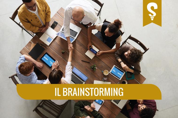Brainstorming, un passaggio cruciale del processo creativo